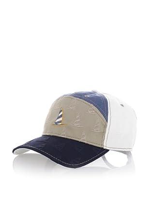 Robert Graham Men's Boothe Cap (Khaki)