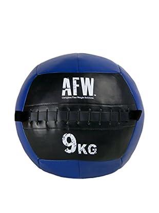 OSS Medizinball Max 9Kg 106072 blau