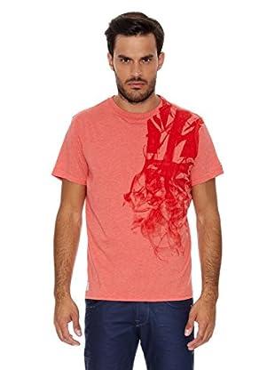 Pepe Jeans London Camiseta Haldo (Coral)