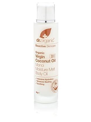 Dr.Organic Aceite Sólido para el Cuerpo de Coco 100 Ml