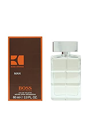 Hugo Boss Eau de Toilette Herren Boss Orange 60.0 ml, Preis/100 ml: 58.31 EUR