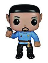 Pop Star Trek Mirror Mirror Spock Vinyl Figure