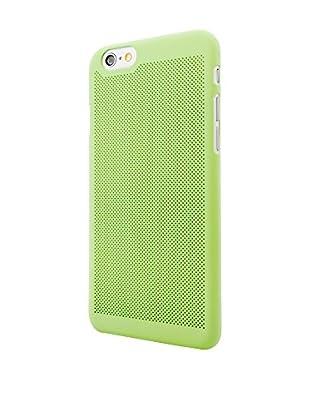 NUEBOO Hülle Microperforada iPhone 6/6S grün