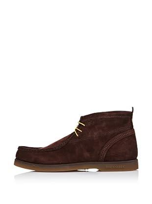 Sebago Zapato Botines (Marrón)