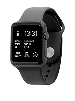 Unotec Armband Sport Apple Watch 42 mm schwarz