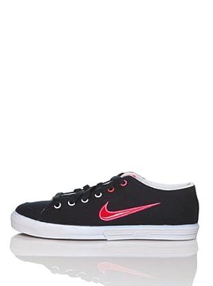 Nike Zapatillas Casual Capri Lace (Gs) (Negro)