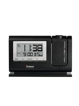 Oregon Scientific Reloj Despertador con Proyección Dual