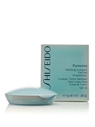 SHISEIDO Base De Maquillaje Compacto Matifying Compact Oil-Free N°40 11 g Beige Naturale