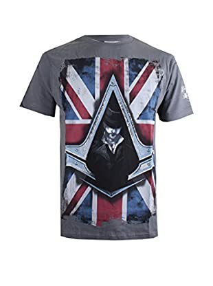ICONIC COLLECTION - ASSASSINS CREED Camiseta Manga Corta Syndicate Flag
