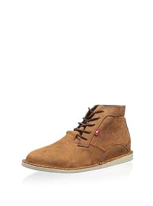 Oliberte Men's Zimbo Chukka Boot (Antique Brown)