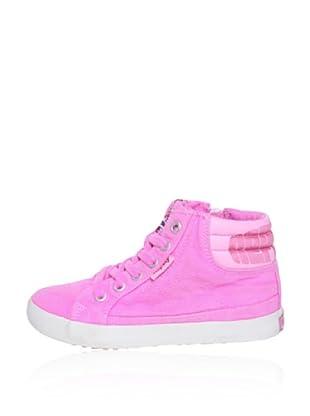 Replay Mädchen Sneaker Kensington (Fuchsia)