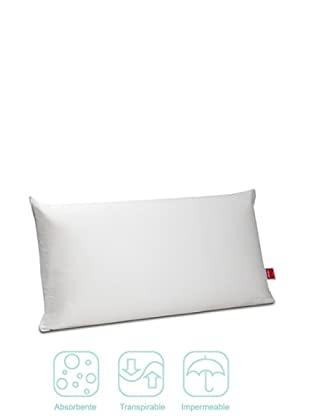 Pikolin Funda de Almohada Tencel Transpirable (Blanco)
