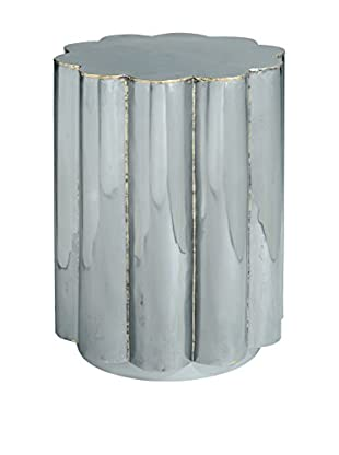 Home Philosophy Hand-Braised Metal Daisy Table