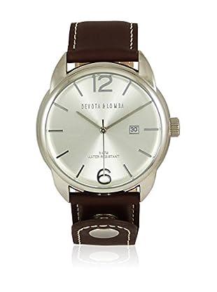 Devota & Lomba Reloj con movimiento japonés Man 48 mm