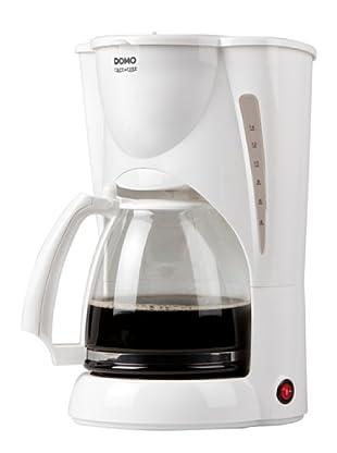 Domo DO419K, Blanco, 230 V, 50 Hz, 280 x 250 x 410 mm, 3000 g - Máquina de café