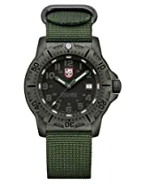 Luminox Black Ops Carbon Green Mens Watch 8817.Go