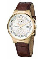 Kenneth Cole Chronograph Multi-Colour Dial Men's Watch - IKC1345
