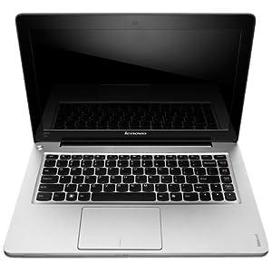 "Lenovo U410 59-341061 14"" Laptop-Gray"
