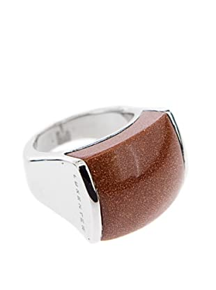 Luxenter Anillo Kong Aventurina Marron