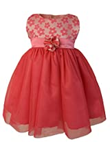 Faye Candy Pink Party Dress 12-18 Months