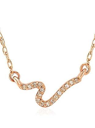 Divas Diamond Halskette Diamond Gold