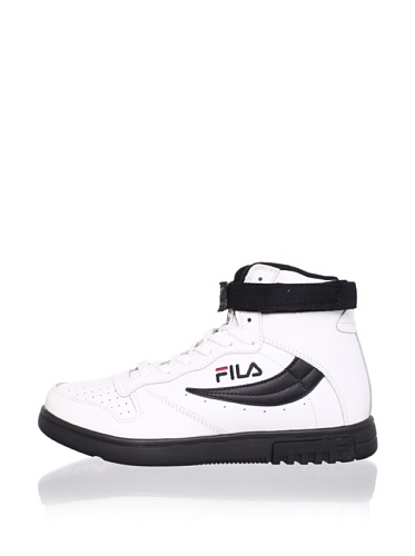 Fila Kid's FX-100 SL Sneaker (Big Kid) (White/Black/Jester Red)