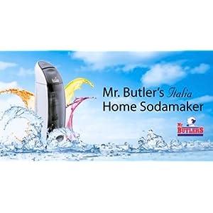 Mr.Butler's Italia Home Soda Maker
