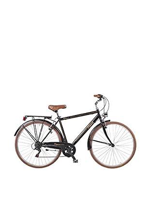 Linea Fausto Coppi Fahrrad Retro Steel schwarz