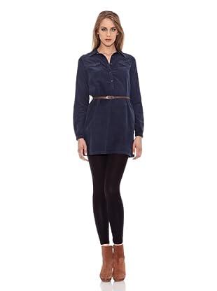 Pepe Jeans London Kleid Taru (Blau)
