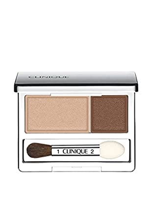 CLINIQUE Lidschattenpalette Shadow Duo N°01 2.2 g, Preis/100 gr: 999.54 EUR