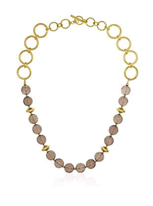 Colorful gems jardin jewelry fashion design style for Jardin necklace