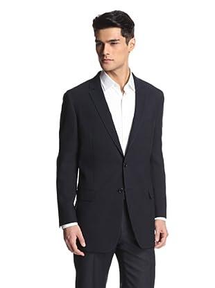 Salvatore Ferragamo Men's Sport Jacket (Navy)