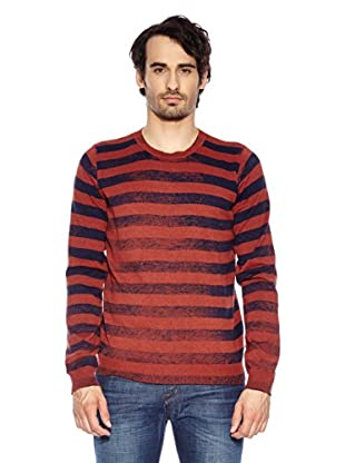 7 For All Mankind Jersey  Perry (Rojo / Negro)