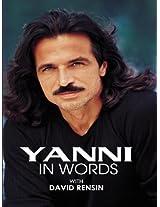 Yanni: In Words (Thorndike Press Large Print Biography Series)