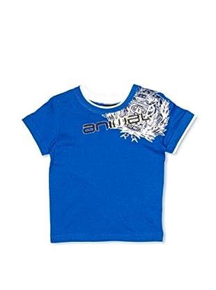 Animal Camiseta Abies (Azul)