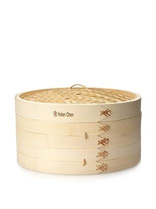 Helen Chen's Asian Kitchen Bamboo Steamer
