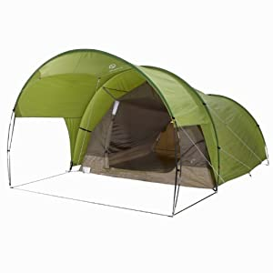 Quechua T4 Camping-Hiking Tent for Four