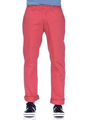 Springfield Pantalón Color (Rosa)