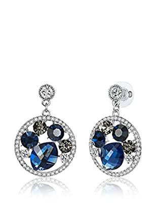 Samantha Rose Ohrringe Crystal dunkelblau