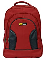 Yark Collection School Bag (Red)