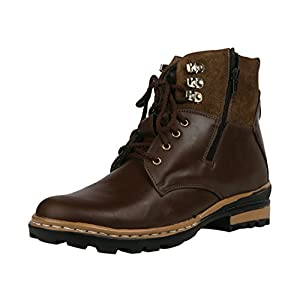 Bacca Bucci Men's Brown Boots - 942