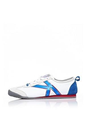 Kelme Zapatillas Graffity (Blanco / Azul)