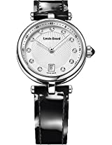 Louis Erard Analog Silver Dial Women Watch - 10800AA11.BDCA2