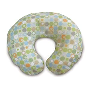 Boppy Pillow with Slipcover, Lots O Dots