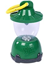 Backyard Safari Water-Resistant Mini Lantern with Carbineer Clip