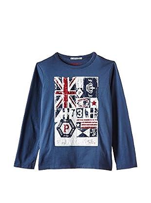 Pepe Jeans London Camiseta Manga Larga Trevin Gris Oscuro 12 años (152 cm)