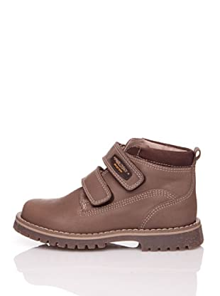 Pablosky Stiefel 2 Klettverschlüsse (Braun)