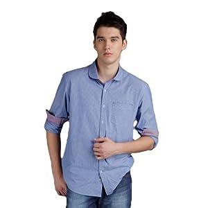 Yepme Alfredo Blue Stripes Shirt
