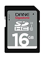 Dane Elec High Speed 16 GB Class 10 Secure Digital Card  DA-SD-1016G-C