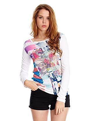 SideCar Camiseta Manga Larga Iris